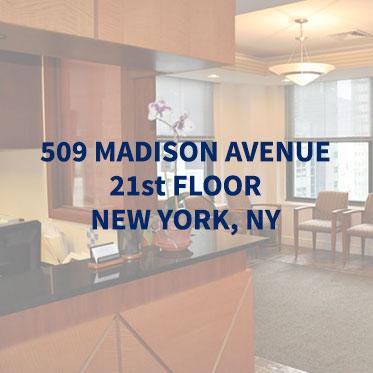 Location - 509 Madison Avenue