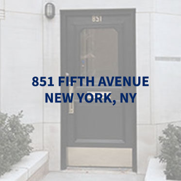 Location - 851 Fifth Avenue